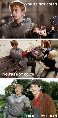 There's my Colin:)