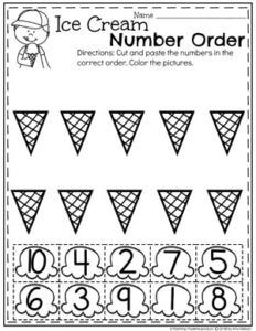 Ice Cream Theme Join our Email Group for Ideas, Freebies & Special Offers.Do you teach an Ice Cream Theme at your preschool? If so, you'll want to check out Preschool Learning Activities, Free Preschool, Preschool Curriculum, Preschool Lessons, Preschool Kindergarten, Kindergarten Worksheets, Preschool At Home, Kids Learning, Homeschool