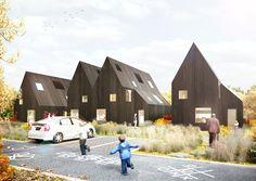 Energy plus Housing, Oudleusen - sjukt snygga! Inga fler bilder på denna sida heller dock.