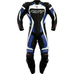 The RST Tractech Evo 1 Piece race suit is the perfect choice for those who want the best of both worlds; for both track and road. We think the Tractech Evo pretty much covers all bases with important features such as TPU shoulder sliders and a pre-fitted removable Contour Plus back protector as standard.