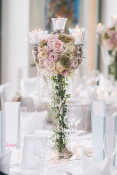 Dekoration Hochzeit, rosa, abricot Foto: Matthias Friel, Berlin