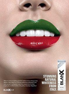 BlanX 2012 press campaign