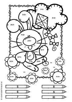 World's Fastest Mental Math Method Easter Activities, Spring Activities, Math Activities, Primary Teaching, Teaching Kindergarten, Preschool, Singapore Math, Math For Kids, School Classroom