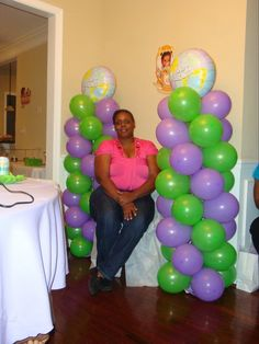 Custom Balloon Decorations BalloonCr8ive@gmail.com www.facebook.com/BalloonCr8ive http://ballooncr8ive.wix.com/balloonart
