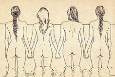 été 1981 / Delphine Cauly / dessinatrice contact : Costume 3 pièces http://www.ete1981.com/2012/11/blog-post.html