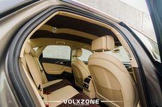 Audi A6 C7 - interior
