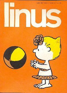 Linus Magazine, 1969