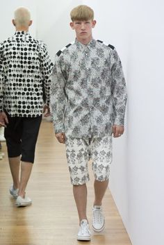 Comme Des Garcons Shirt Spring/Summer 2017 Menswear Collection | British Vogue