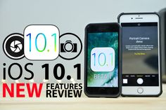 iOS 10.1 Beta 1 Released! New Portrait Mode Review