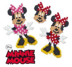Disney Minnie Mouse SES strijkkralen - perler beads