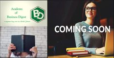 Coming soon...  The Academy of Business Digest  Accredited Online Training Courses, Learn at your pacen All training online.  #BusinessCourses #Empowering #elearning #businesssupport #onlinelearning Online Training Courses, Coming Soon, Learning, News, Business, Studying, Teaching, Store, Business Illustration