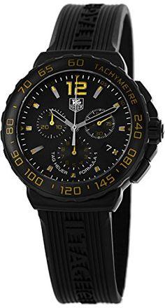 Tag Heuer Formula 1 Men's Black Dial Quartz Chronograph Watch CAU111E.FT6024 TAG Heuer http://www.amazon.com/dp/B00LCD51W6/ref=cm_sw_r_pi_dp_DaI5tb1MYAR9B