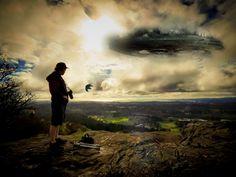 Mt Douglas UFO
