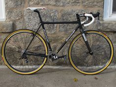 Zanconato Custom Cycles - Tailored Steel Bicycle Frames and Forks