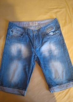 Kup mój przedmiot na #vintedpl http://www.vinted.pl/odziez-meska/krotkie-spodenki/12576885-spodenki-meskie-jeansy