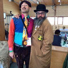 The World Beard & Moustache Championships, Leogang, Austria.
