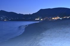 Skyros Island... full moon