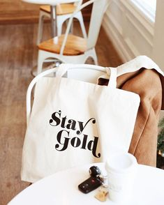 69 Likes, 3 Comments - Swell Made Co. Stay Gold, Everyday Bag, Personal Branding, Giveaway, Reusable Tote Bags, Profile, Goals, Lifestyle, Instagram