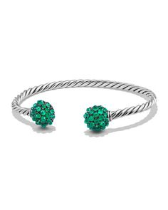Osetra Faceted Bracelet by David Yurman at Neiman Marcus.
