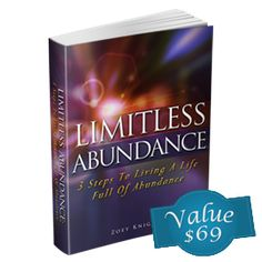 Limitless Abundance Manifestation Of Riches In Your Life