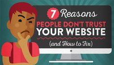 #Webdesign 7 Reasons People Dont Trust Your Website (And How to Fix It)https://t.co/gMtBZL1mRO#WebDesign http://pic.twitter.com/NEwqkSyOiH  Red    Web design 4444 (@Webdesign4444) September 8 2016