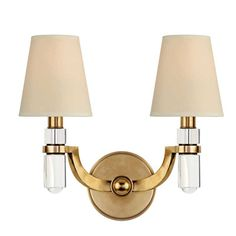 Dayton Wall Sconce by Hudson Valley Lighting