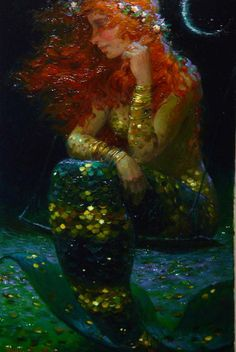1000 Images About Victor Nizovtsev On Pinterest Sirens Painters And Russia
