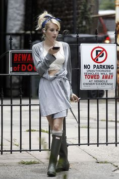 Emma Roberts ♥ love her
