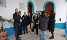 Embaixador da Colômbia em Portugal visitou Reguengos de Monsaraz
