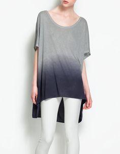 Zara Tie-Dye T-Shirt - want