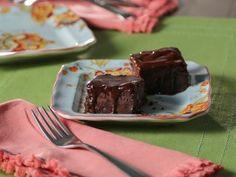 Classic Gooey Brownies Recipe   Valerie Bertinelli   Food Network