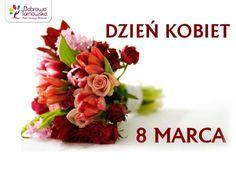 Dzień kobiet – życzenia od Samorządu Gminy Dąbrowa Tarnowska | Dąbrowa Tarnowska