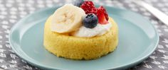 Shortcake, Whips!® yogurt and fresh fruit combine in this light and easy…