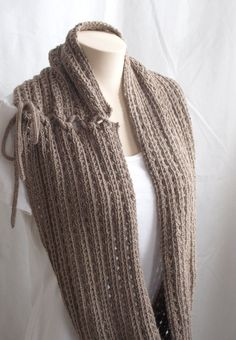 Gorgeous. I've very rarely purchased knitting patterns, but I'm seriously tempted with this one.