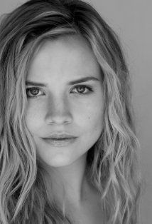 "i'm jealous of Maddie Hasson from ""the Finder."""