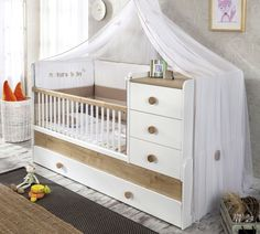 [ 20 31 1015 00 Natura Baby Extendable Baby Bed 1400 ] - Best Free Home Design Idea & Inspiration Boys Furniture, Childrens Bedroom Furniture, Luxury Furniture, Cot Bedding, Baby Bedroom, Sofa Bed, Toddler Bed, Room Decor, House Design