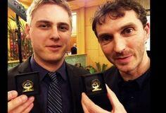 Michal Matějovský a David Vršecký při Zlatém volantu.  #Buggyra #Vrsecky #Matejovsky #Zlatyvolant