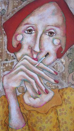 de Magalie Bucher: joventut femenina