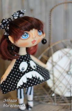 Купить Текстильная кукла Лилу. - текстильная кукла, кукла текстильная, текстильная игрушка, куклы текстильные