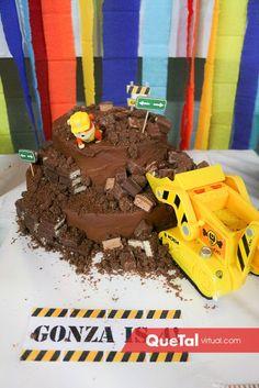 Delicioso pastel de Paw Patrol | Quetal Virtual #pastel #fiesta #kids