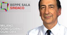 """#elezioni2016 #city4dogs - Qui Milano, Beppe Sala e la sua """"Città amica degli animali"""" :http://www.qualazampa.news/2016/05/30/elezioni2016-city4dogs-milano-sala/"""
