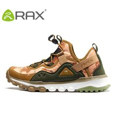 (44.44$)  Watch now - http://aiq2z.worlditems.win/all/product.php?id=32734385835 - RAX men's Professional running shoes Breathable mesh sports breathable shock absorption Sneakers 10 km running shoes 60-5C345