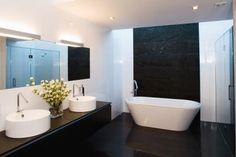 trendsideas.com: architecture, kitchen and bathroom design: Fusion in white