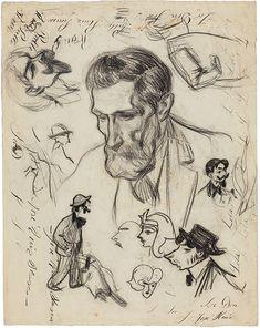 Pablo Picasso Sketches