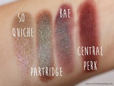 Coco's Makeup Bag: Colourpop || How to get Colourpop to the UK & Swatches...