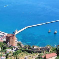 Harbour in #Alanya #Turkey
