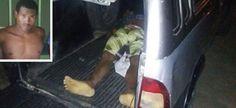 Pistoleiros armados perseguem e executam morador do Guarani