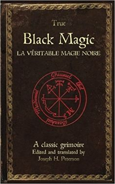True Black Magic (La véritable magie noire): Amazon.co.uk: Iroé Grego, Joseph H Peterson: 9781542698337: Books