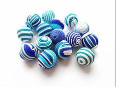 4 Way Filigree #Polymer #Clay #Tutorials