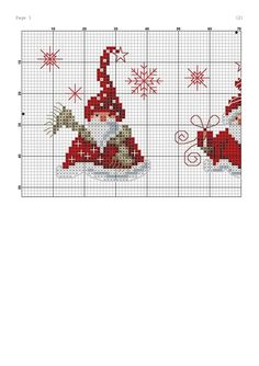 Xmas Cross Stitch, Cross Stitch Needles, Cross Stitch Baby, Cross Stitch Alphabet, Cross Stitch Charts, Counted Cross Stitch Patterns, Cross Stitching, Cross Stitch Embroidery, Embroidery Patterns